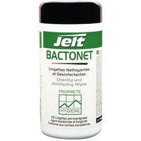 Lingette nettoyante et désinfectante en boite Bactonet