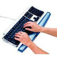 Repose-poignet pour clavier - Gel Cristal