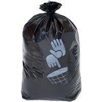 Sac poubelle R-Source noir - 60 à 168 L