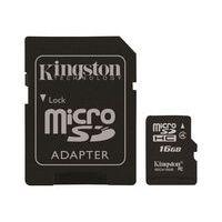 Carte mémoire micro SDHC Kingston - 16 Go