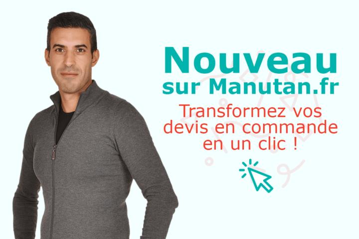 Nouveau : Transformez vos devis en commandes en un clic