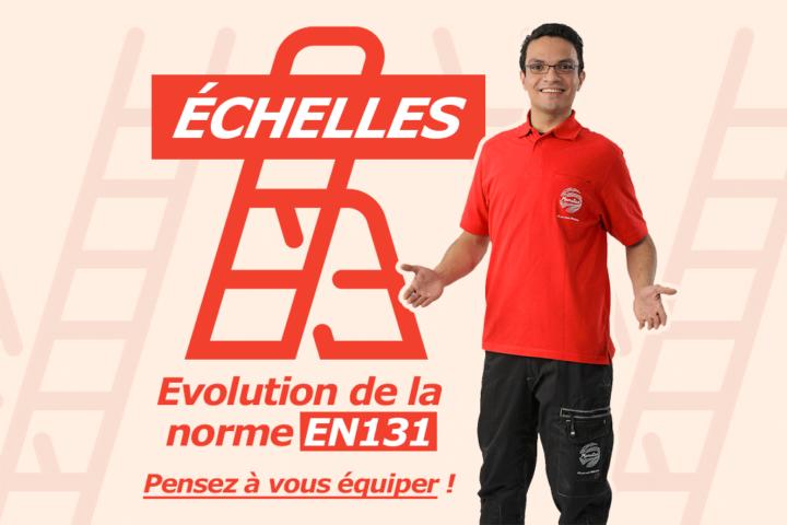 Evolution norme EN 131