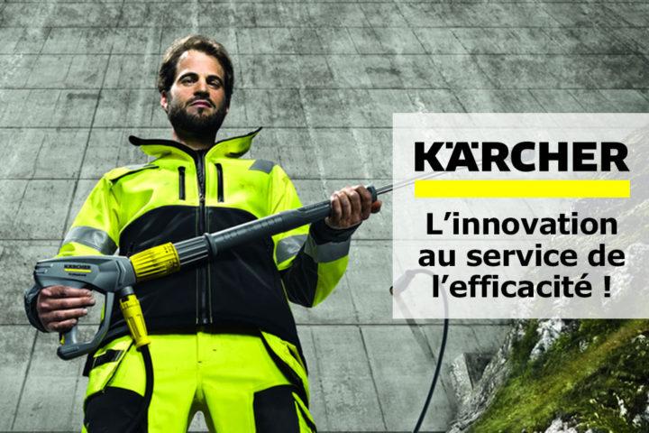 L'offre Kärcher est sur Manutan.fr