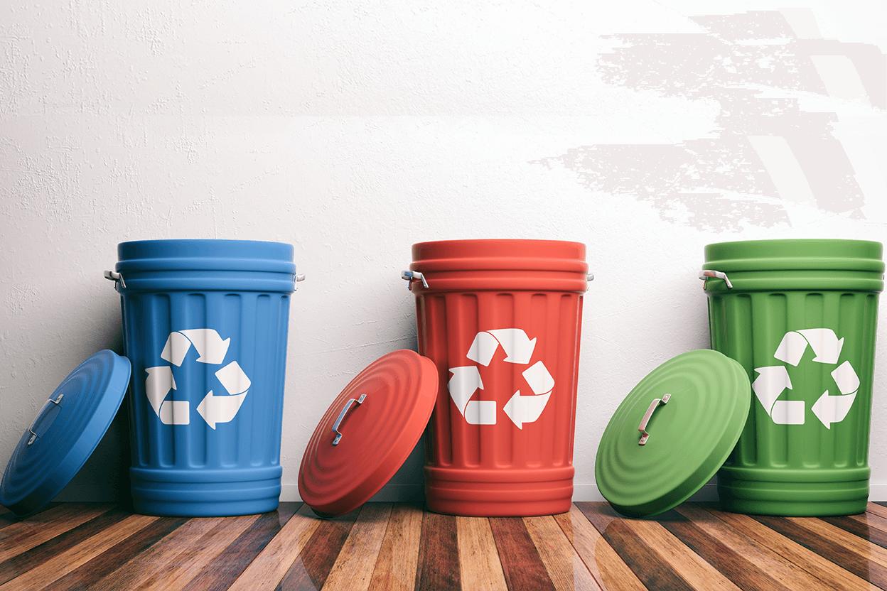 Meuble Cache Poubelle Interieur guide d'achat : bien choisir votre poubelle de tri | manutan