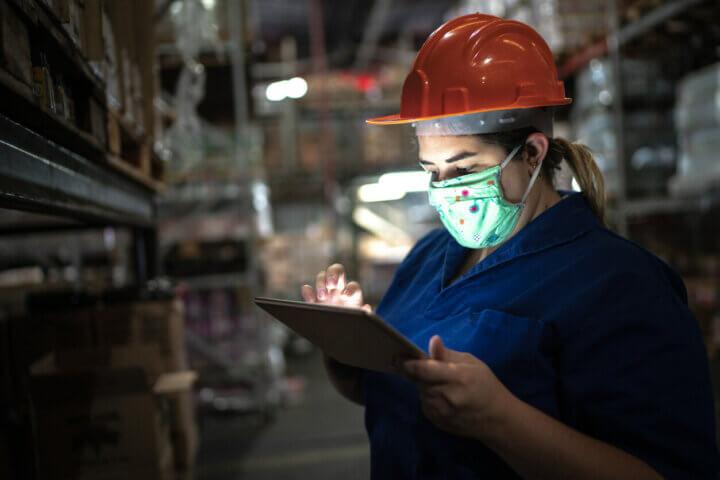 Supply Chain et gestion des stocks, les atouts de la technologie