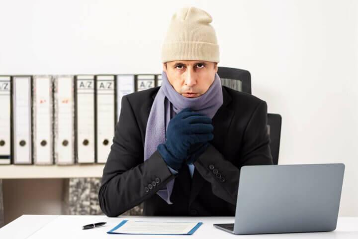 Grand froid au travail : se procurer les équipements adéquats