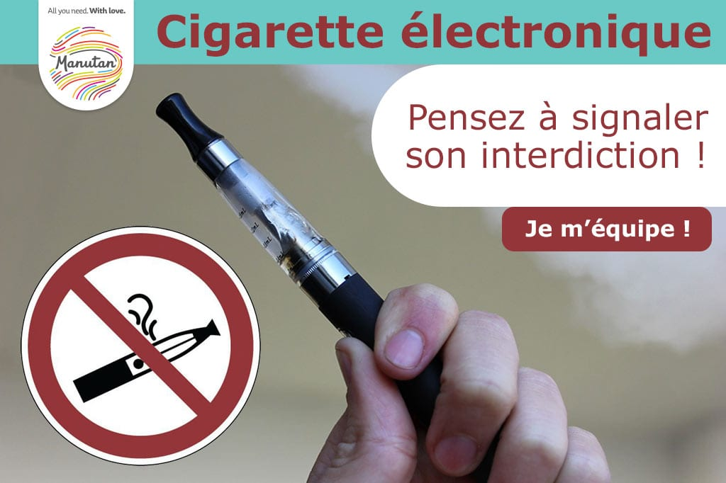 Interdiction de vapoter au travail