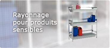 Rayonnage manutan for Rayonnage pour garage