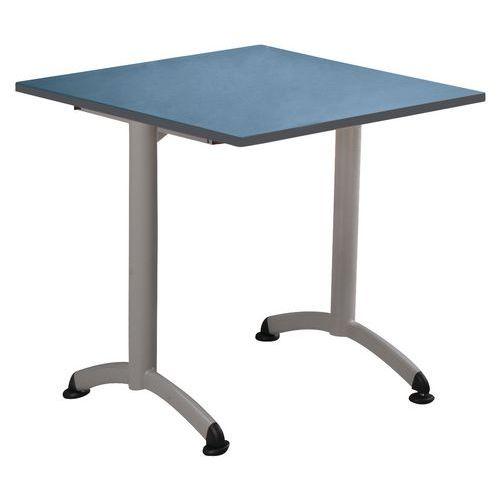 Table Blue - Carré