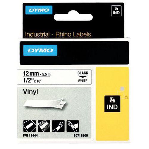 Cassette de ruban Dymo Rhino Pro ID1 - Vinyle