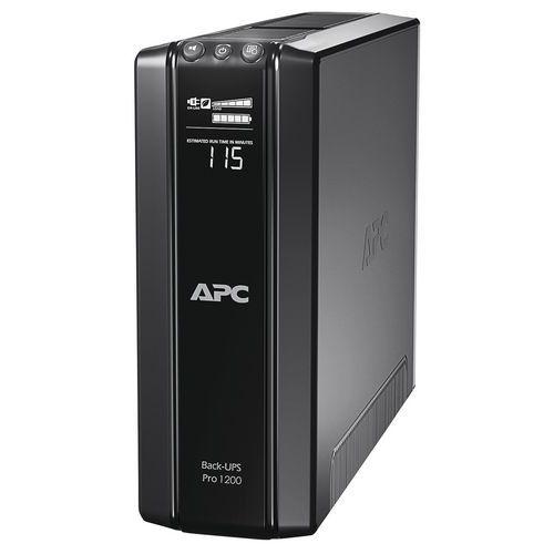 Onduleur Back-UPS Pro 1200 - 720 Watt - 1200 VA - APC