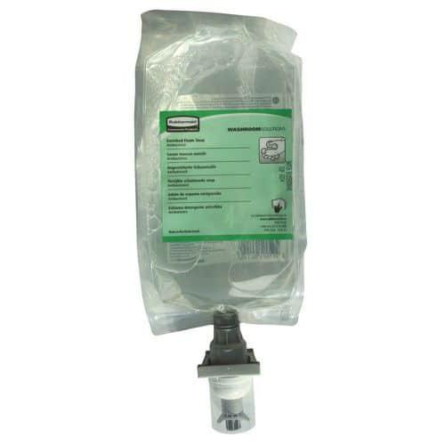 Recharge de savon mousse pour distributeur - 1100 mL