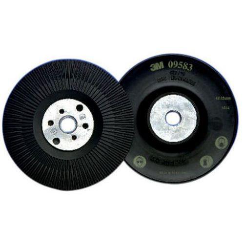 Plateau support rigide bombé pour disque fibre