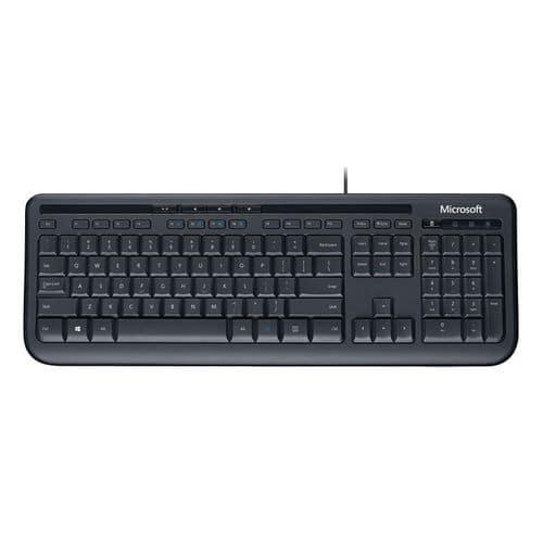 Clavier Filaire Microsoft Keyboard 600