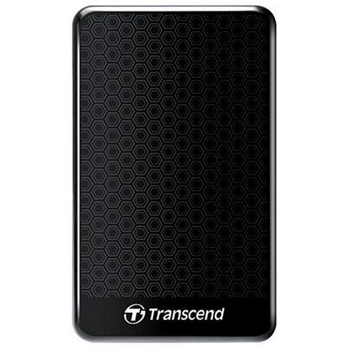 Transcend StoreJet 25A3 - disque dur externe  - format 2.5 - 500 Go, 1 & 2 To