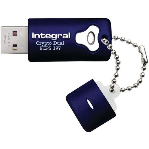Clé USB Crypto FIPS197 Integral