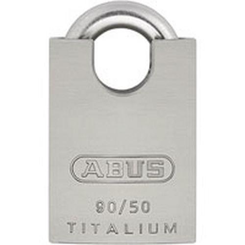 Cadenas blindé Titalium série 90 - Varié - 5 clés