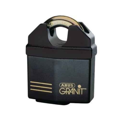 Cadenas Granit blindé série 37 - Entrouvrant - 5 clés