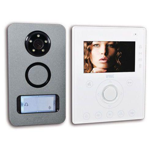 Interphone vidéo kit note