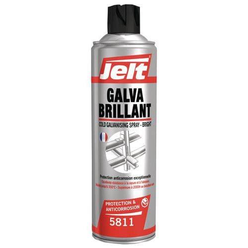 Galvanisation brillante  - Jelt®