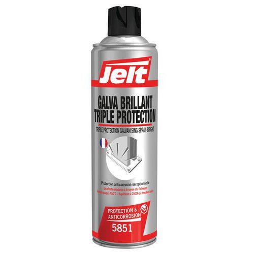 Galvanisation brillante triple protection Jelt®