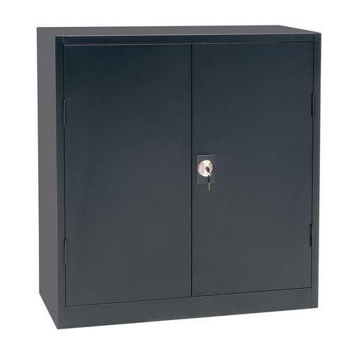 Armoire à portes battantes 2000 - H 106 x 100 cm