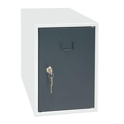 Case vestiaire standard largeur 250 mm for Largeur standard porte