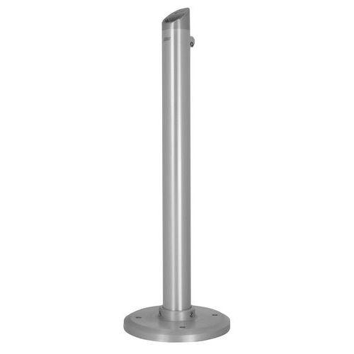 Cendrier colonne aluminium 4 5 l - Colonne aluminium prix ...