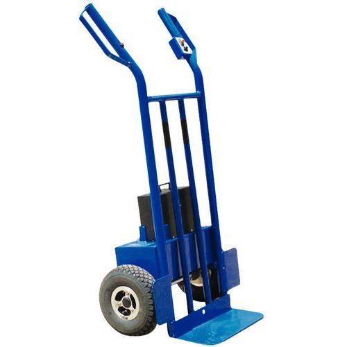 Diable motoris force 300 kg - Diable motorise pour escalier ...