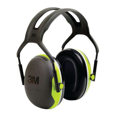 Casque antibruit Peltor X4