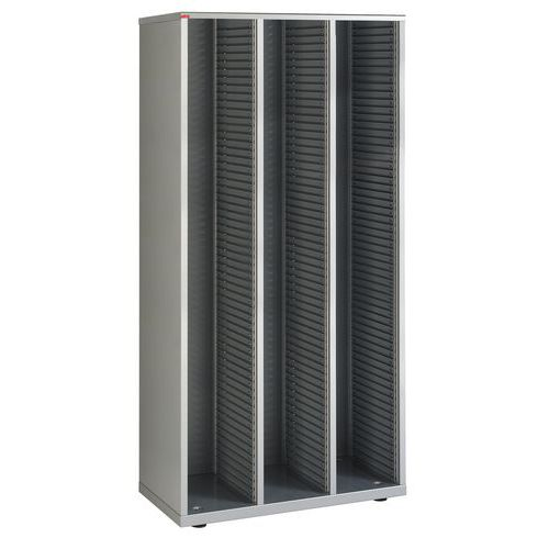 Armoire à tiroirs 3 colonnes