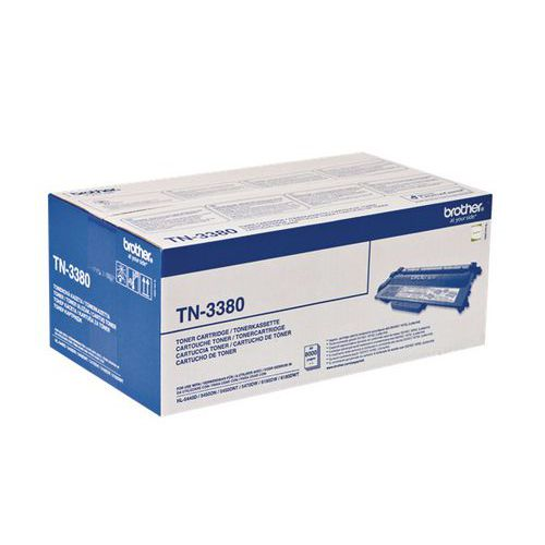 Toner  - TN3380 - Brother