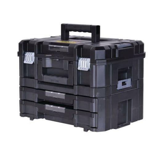 Kit mallette + mallette 2 tiroirs Tstak