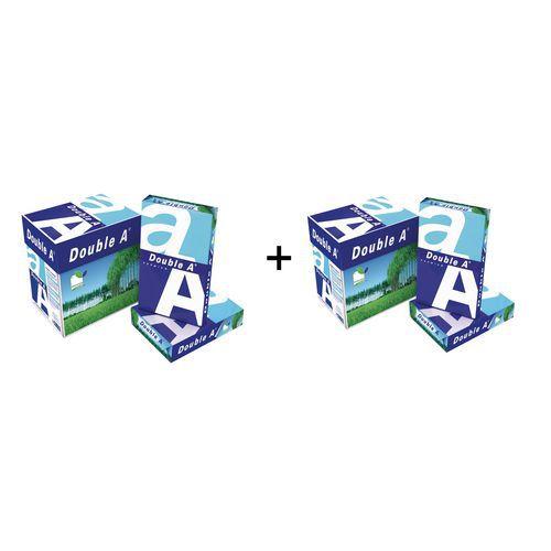 Papier Double-A A4 2 boîtes