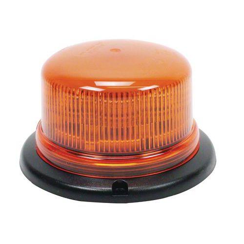 Gyrophare de signalisation - Fixation permanente - 8 LED B16