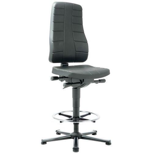 Siège d'atelier ergonomique All-in-One - Haut