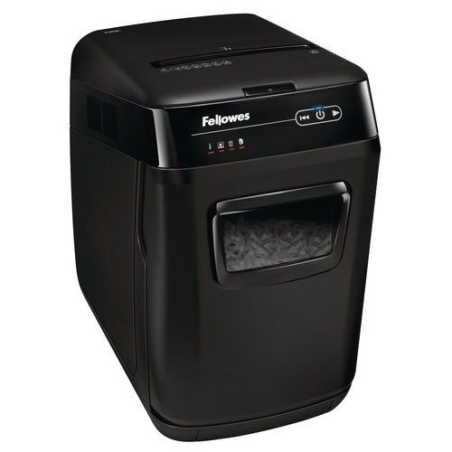Destructeur de documents fellowes automax 130c - Destructeur de souche rapide ...