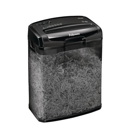 Destructeur de documents fellowes m 6c - Destructeur de souche rapide ...