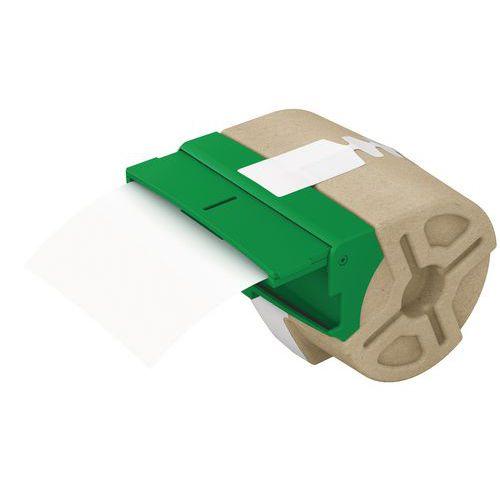 Cartouche tiquette leitz plastique for Papier imprimante autocollant exterieur