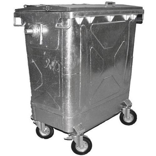 Conteneur mobile en acier galvanisé - 770 L
