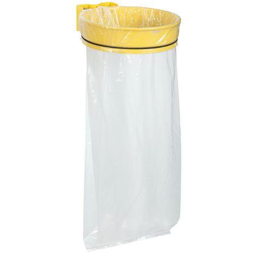 Support sac-poubelle de tri sans couvercle pour l'extérieur - 110 L - Manutan