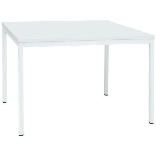 Table basic line profondeur 60 cm manutan for Baignoire profondeur 60 cm