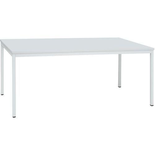 Table Basic-Line - Profondeur 100 cm - Manutan