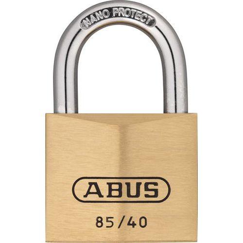 Cadenas série 85 - Varié pour clé passe - 2 clés