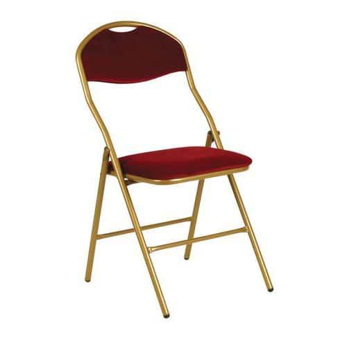 Chaise pliante super de luxe - Chaise de luxe design ...
