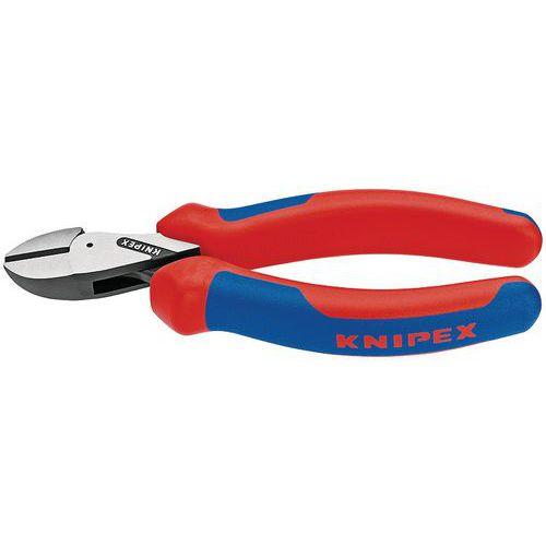 Pince coupante latérale X-Cut Knipex atramentisée