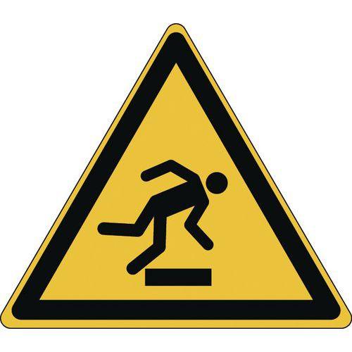 Panneau De Danger Risque De Tr 233 Buchement Rigide