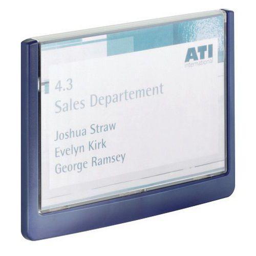 Plaque de porte Click Sign - Format A6