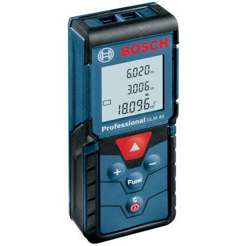 Télémètre GLM 40 - Bosch