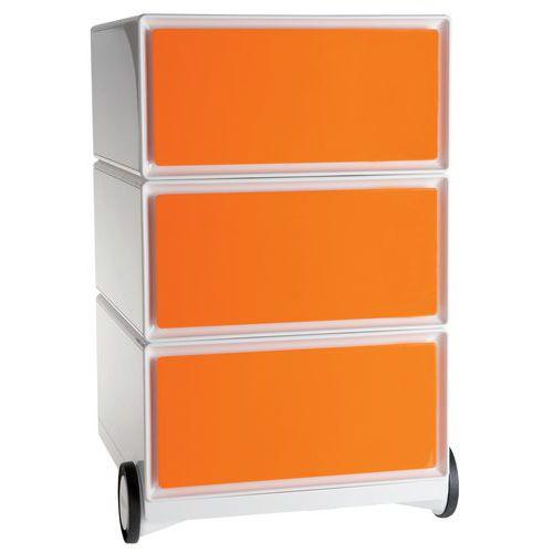 Caisson mobile Easybox - Orange